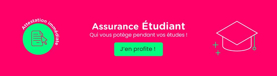 Assurance Etudiant 2019 2020