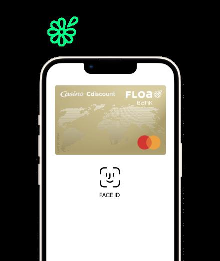 Application Apple Pay avec FLOA Bank