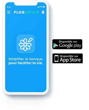 Connexion mobile FLOA Bank