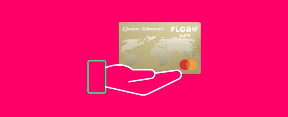 Quels sont les revenus exigés pour obtenir une carte gold ?