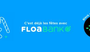 Entre la Black Week, les cadeaux et les campagnes de fin d'année, il y a déjà des vacances FLOA!