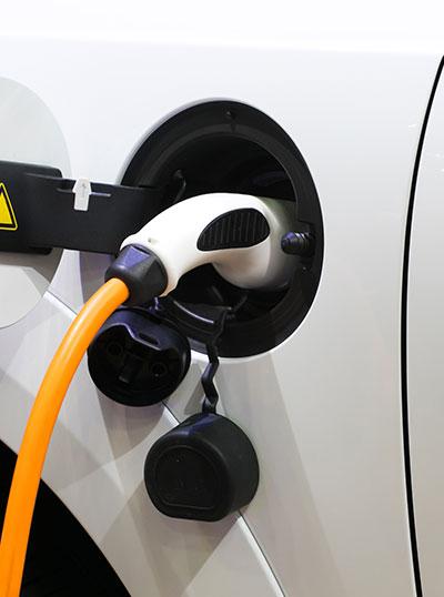 Avec la voiture électrique, le futur c