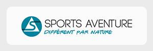 Logo Sport Aventure - Partenaire FLOA Bank