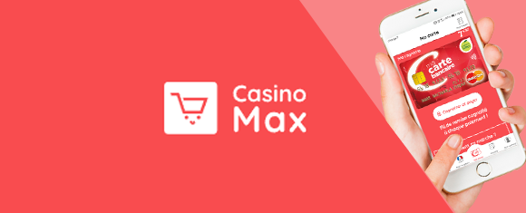 Application casino max