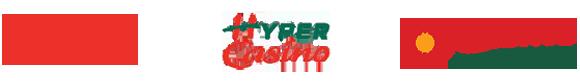 Logo Géant casino Hyper casino et casino supermarchés